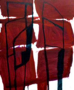 Escarpment Arrangement by Gavin Blench