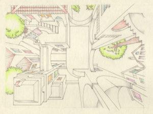 Escher *COPY* by Kevin OBrien