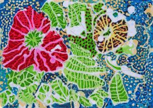 Flowers by Elaine W