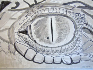 eye by Maximillian