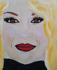Rita Ora Portrait by Jade's Gallery