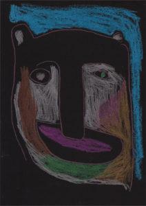 face by Ramas Rupsys