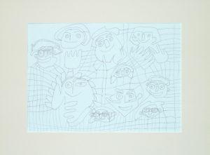 Faces by Daniel Golding