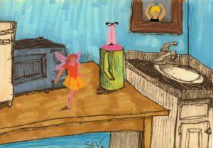 Fairies In Avita (Detox Center) by John Severino