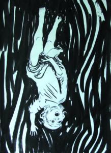 Falling 2 by Sarah Walker