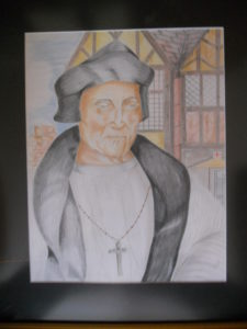 Bishop Fox Farnham by gerald pascal