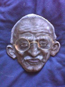 Gandhi by Derek Scrimgeour
