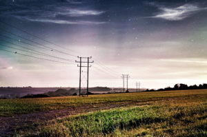 Almost night by LouiseTopp