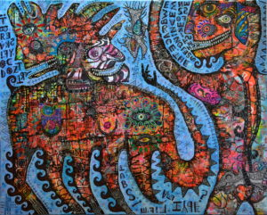 embrace the meaninglessness of existence by greg bromley