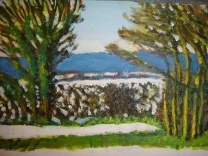 First Snow by Rowena Turney
