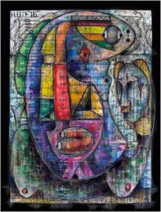 Fishnets by Howard B. Johnson Jr.