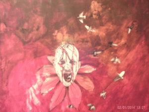 Flower Power by David Jones