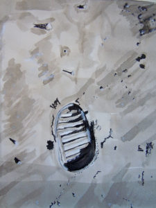 Footprint by Maximillian