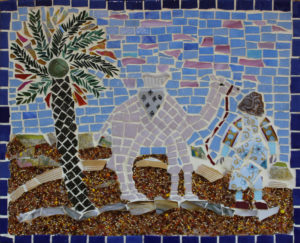 Palm Tree Camel by Freya Levy