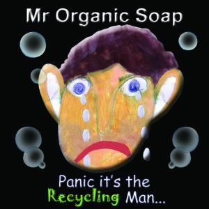 Mr Organic Soap by Sam Semtex