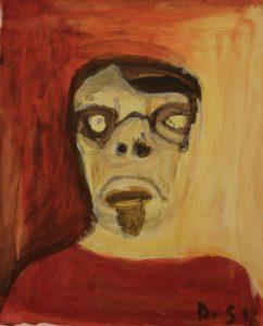 Self Portrait by Danny Smith-Nasirpour