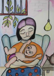 Post-natal Depression by Julia Gabriel