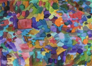 Abstract Art by Jennifer Crewe