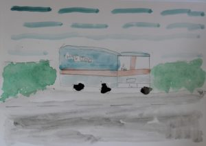 Good Van by Andy Harbour