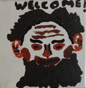 Welcome! by Tim Bird