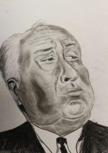 Hitchcock by Liz Talma