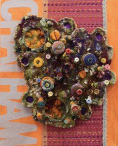 Cylinder Head by Norma Benham