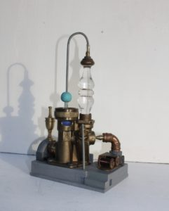 Apparatus for Perpetual Meditation by Imperial Dust