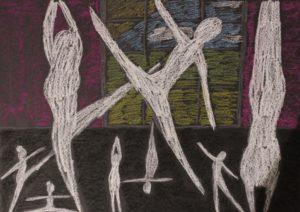 Dancing Shadows by ailish doyle