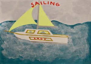 Sailing by Stephen Humphrey