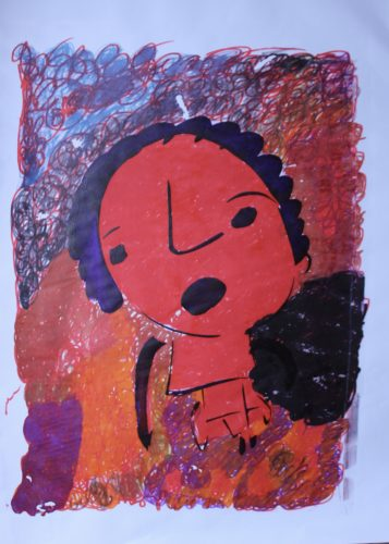 Untitled 3 by Alina Gjadzik