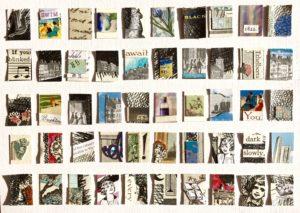 Miniature Artworks by Yvonne J Foster