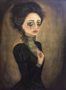 A Moment Of Silence Please by Elle Isolde