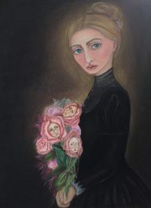 The Plight Of Each Flower by Elle Isolde