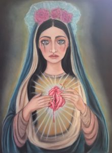 Our Lady Of The Eternal Wound by Elle Isolde