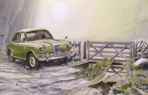 ..further on down the road… by John Lowerson