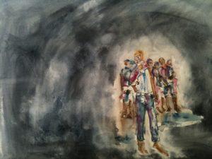 The Gang by Caroline Truss