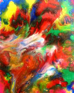 Colour Cloud by Belinda