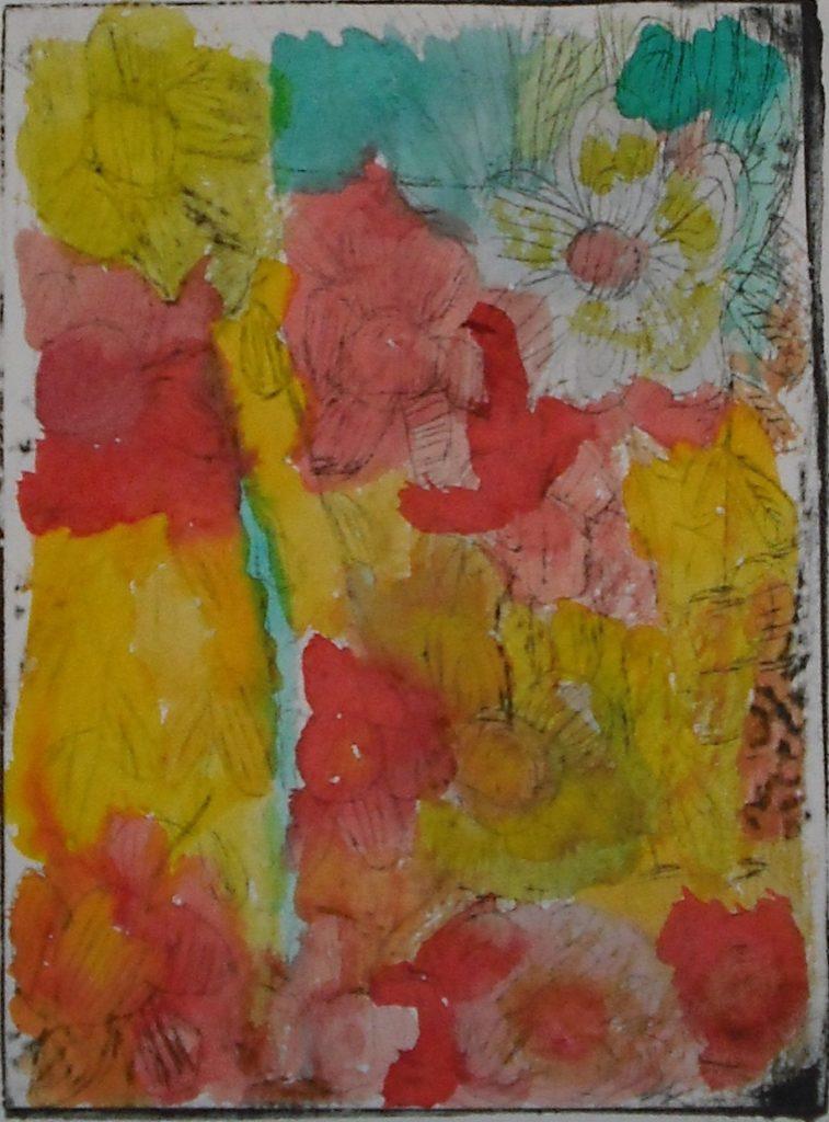 9331 || 2484 || Garden Flowers || £25.00 || 4962