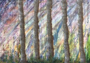 Garden Of Despair by Carla Jones