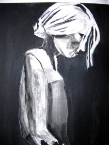 Tearful Mood by Gary Scott