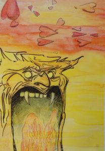 Gates of Hell by David Jones
