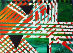 geometric by Roy Milne