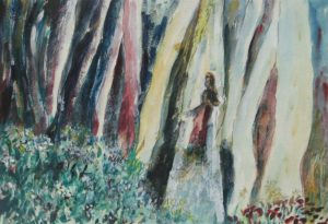 Deep in the Wood by Gill Hayward