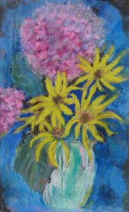 My Own Flowers by Gill Hayward