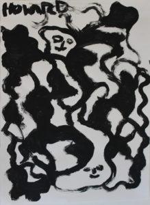 Ghostfaces by Howard Barton