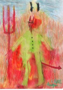 The Green Devil by Sam Semtex