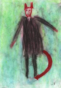 giles_the_devil by Sam Semtex