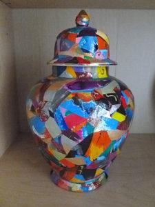 Ginger Jar by Pauline Alexander