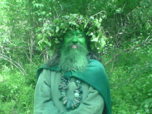 Green Man by Whitecrow