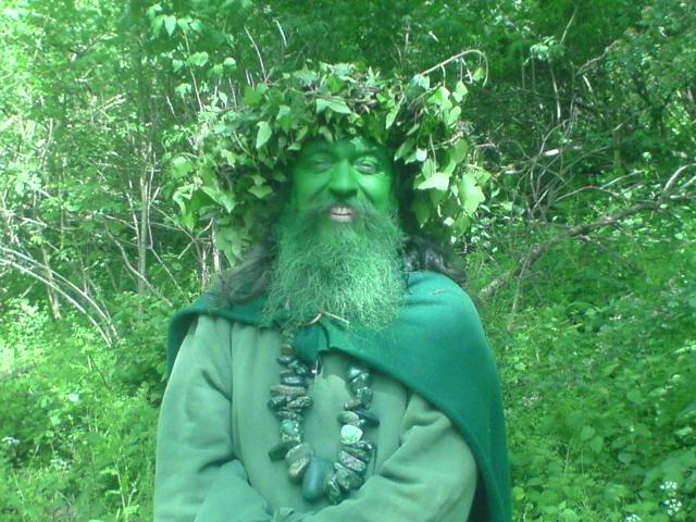 5000 || 1853 || Green Man || £20 Print || 3823